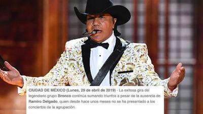 Lupe Esparza le responde a Ramiro Delgado y hasta dice que no se ha presentado a trabajar