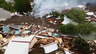 Derrumbe mata a cinco en el sur de Chile y deja al menos 15 desaparecidos