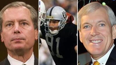 Ex NFL Craig James, David Dewhurst y Tom Leppert aspiran al Senado de Texas
