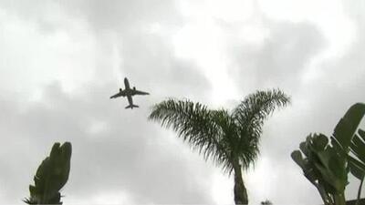 La ciudad de Los Ángeles demanda a la Administración Federal de Aviación por ruido en áreas residenciales