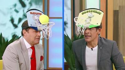 ¿Quién ganó la competencia de basquetbol de cabeza?
