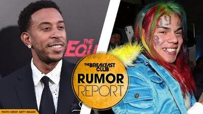 Ludacris Calls out Tekashi69 on Wild 'n Out