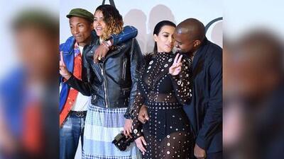 SYP Al Instante: ¡Fuego! Kim Kardashian pasó tremendo susto cuando su traje se incendió