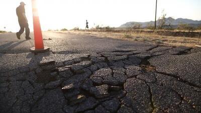 El sismo más fuerte en dos décadas en California deja unas 2,000 personas afectadas y un centenar de réplicas