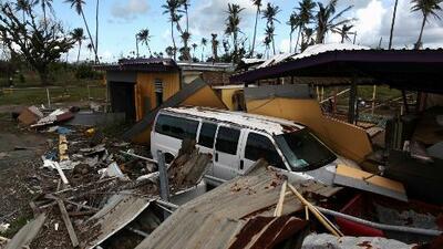 Confirman 2,975 muertes por el huracán María en Puerto Rico