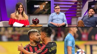 La dupla Martínez: Josef y 'Pity' principales amenazas de Atlanta United