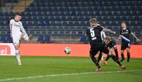 ¡On fire! Luka Jovic marca su tercer gol con el Frankfurt