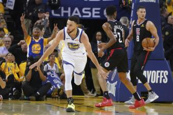 Carrusel NBA: Stephen Curry logra récord de triples en el inicio de los Playoffs