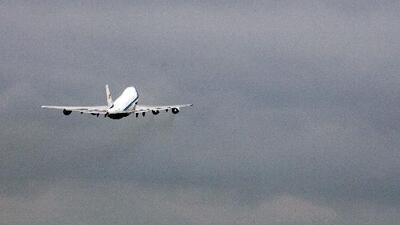 Reportan retrasos en vuelos del aeropuerto George Bush por las difíciles condiciones de Imelda