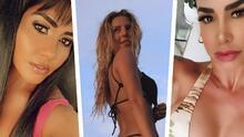 Sarah Kohan, MaripIly y Lis Vega se 'encueran' y dan tremendo taco de ojo a sus seguidores