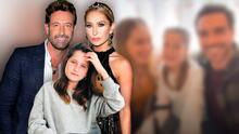 La hija mayor de Geraldine Bazán y Gabriel Soto 'cambia' de papás en 'Si nos dejan'
