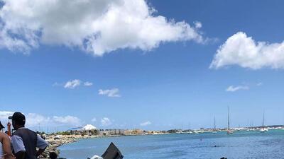 Boricuas accidentados en St. Maarten ya están en Puerto Rico