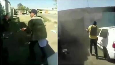 Revelan video del momento en el que emboscan a integrantes del Cártel Jalisco Nueva Generación en México
