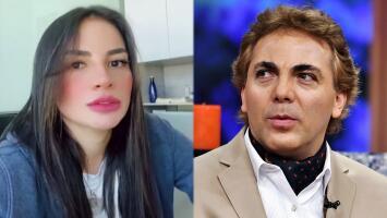 Exnovia de Cristian Castro se queja de ser expuesta al  escándalo y pone en duda varios dichos sobre él