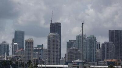 Posibilidad de lluvias y tormentas, lo que le espera a Miami este jueves