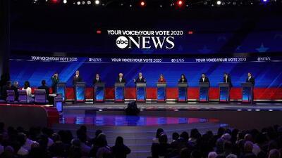 Estos fueron los momentos más polémicos del tercer debate demócrata en Houston