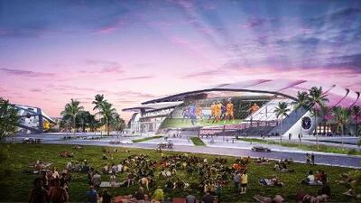 Así será el estadio de Inter Miami en el Freedom Park