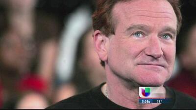 Autoridades confirman que Robin Williams se ahorcó con una correa