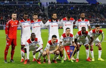 Anthony Lopes brilló como el héroe del Lyon ante el Barcelona en la Champions League