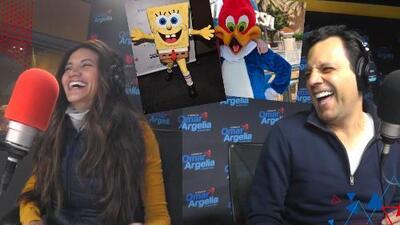 Bob Esponja o el Pájaro Loco: ¿cuál de las risas de estos personajes es similar a la de Argelia?