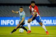 La gran ofensiva de Uruguay no logra batir a Antony Silva y empatan 0-0 en la séptima jornada de las eliminatorias rumbo a Qatar 2022.