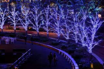 Japón ya canta: ¡Merry Christmas!