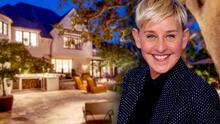 Ellen Degeneres busca quién le pague 53.5 millones por su mansión de 5 habitaciones