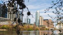 Condiciones del tiempo secas y temperaturas agradables para Austin