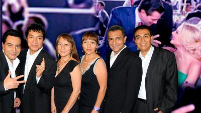 Esto es lo que opinan Los Ángeles Azules de que Peña Nieto no sepa bailar cumbia con Tania Ruiz