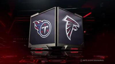Atlanta Falcons vs Tennessee Titans highlights