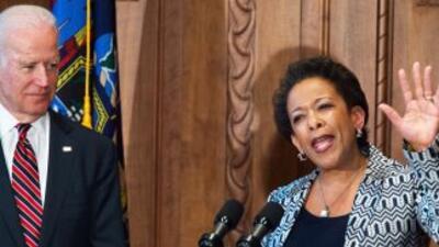 Loretta Lynch se convierte en la primera mujer afroamericana en ser Fiscal General