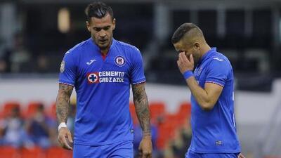 ¡Se le olvidó ganar! Cruz Azul no celebra desde la semifinal del Apertura 2018
