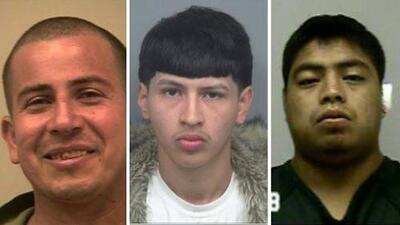 EN FOTOS: Buscan a prófugos en Gwinnett; tres son de ascendencia hispana
