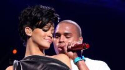 Chris Brown y Rihanna se volverán a ver las caras