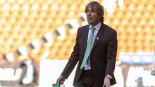 Almada pide tiempo para el debut de Ibargüen