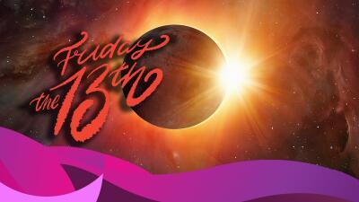 Este viernes 13 llega con un eclipse solar