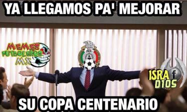 Memes del triunfo de México sobre Uruguay