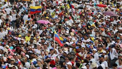 Los emotivos mensajes de artistas durante el multitudinario concierto por Venezuela en la frontera