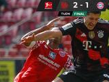 El Bayern Múnich es sorprendido por el modesto Mainz y el festejo debe esperar