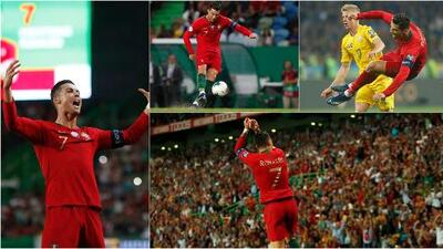 ¡Histórico! Cristiano Ronaldo llega a 700 goles en su carrera