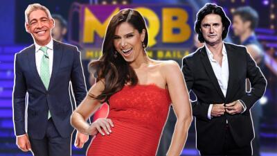 Los tres nuevos jueces en Mira Quién Baila: Johnny Lozada, Roselyn Sánchez y 'Poty' Castillo