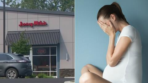 Despiden a una joven por estar embarazada y no revelar su estado cuando solicitó empleo