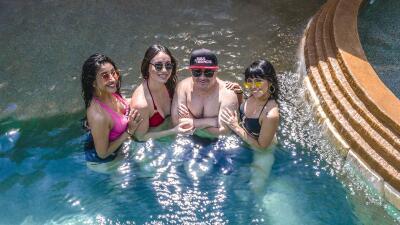 📸 Detrás de cámaras del comercial de verano de El Show de Raul Brindis