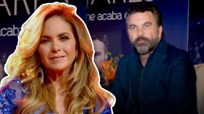 Lucero aclara si está molesta con su exesposo Manuel Mijares