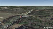 Hallan los cuerpos de dos hombre en un carro en llamas en el condado de Spalding