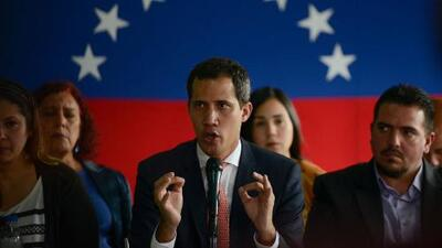 ¿Pedirá Juan Guaidó un bloqueo naval completo contra Venezuela?