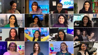 Las mujeres que le dan vida a Univision Chicago