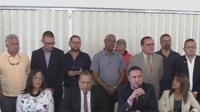 Alcaldes reaccionan a la aprobación del plan piloto de la JSF