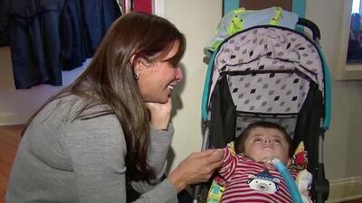 La mano solidaria de Giselle Blondet le salvó la vida a un niño enfermo en Puerto Rico