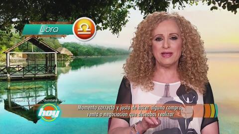 Mizada Libra 06 de abril de 2017